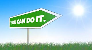 melangkah maju adalah modal utama untuk sukses