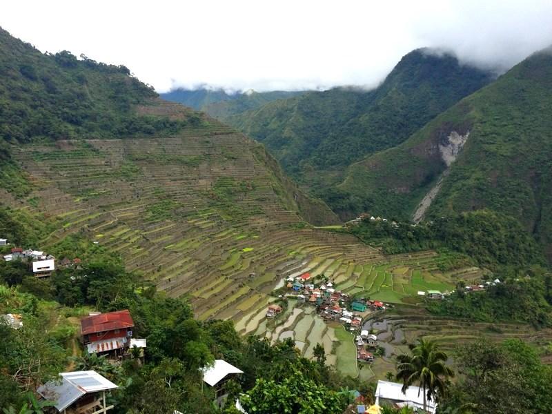PHILIPPINES : Rizières de Batad / www.by-laura.fr