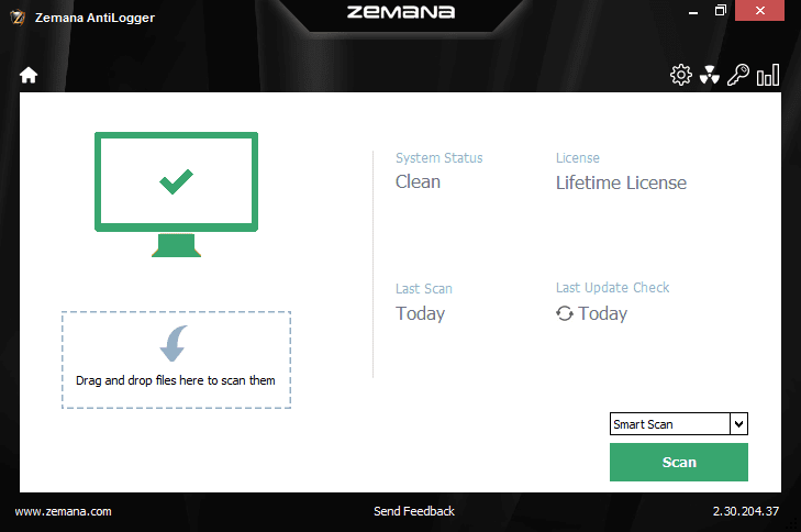 Zemana antimalware key giveaway