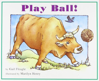 bookcover of PLAY BALL! by by Gail S. Fleagle