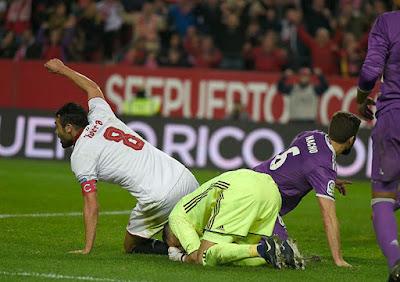 Crónica Sevilla FC 3 - Real Madrid 3