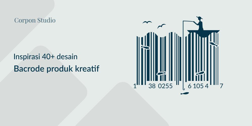Desain Barcode unik dan kreatif