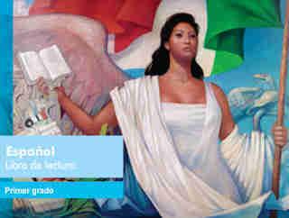 Español libro de lecturaPrimer grado2017-2018