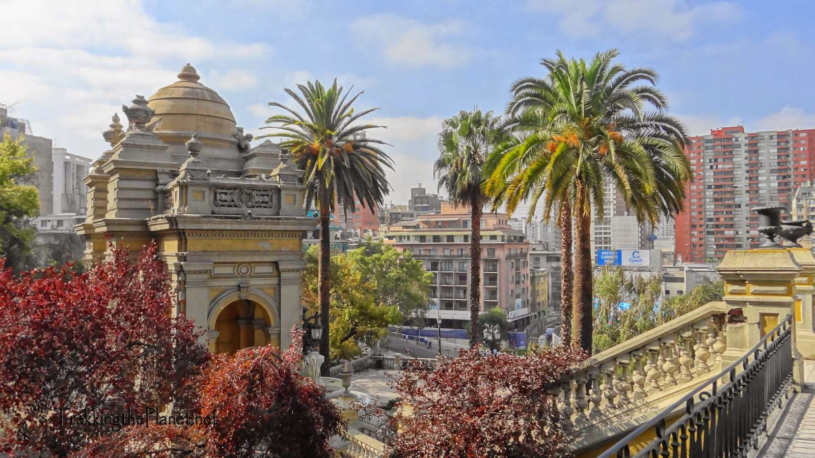 Things To Do In Santiago De Chile Tourist Destinations