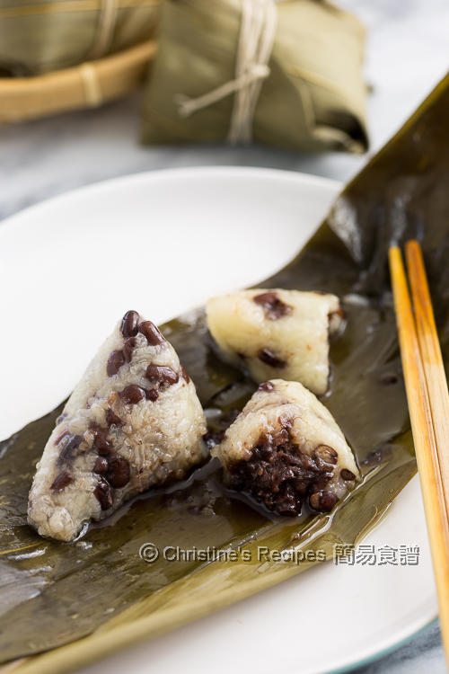 Glutinous Rice Dumplings with Red Bean Fillings02