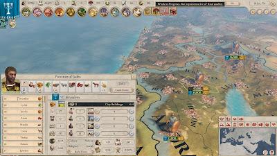 Imperator Rome Game Screenshot 1