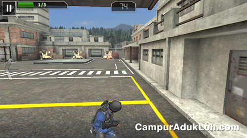 gameplay mini game point blank mobile