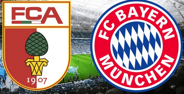 Augsburg vs Bayern Munich Full Match And Highlights