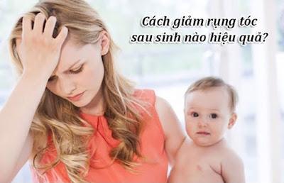 10 bí kíp bỏ túi cho mẹ bỉm sữa trị rụng tóc sau sinh đơn giản mà hiệu quả