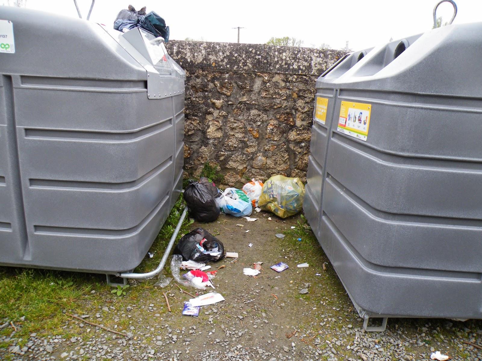Poubelles Noires De Jardin du-four-au-jardin-et-mes-dix-doigts: poubelles