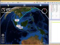 Pelacakan Alamat IP Dengan Visual Traceroute