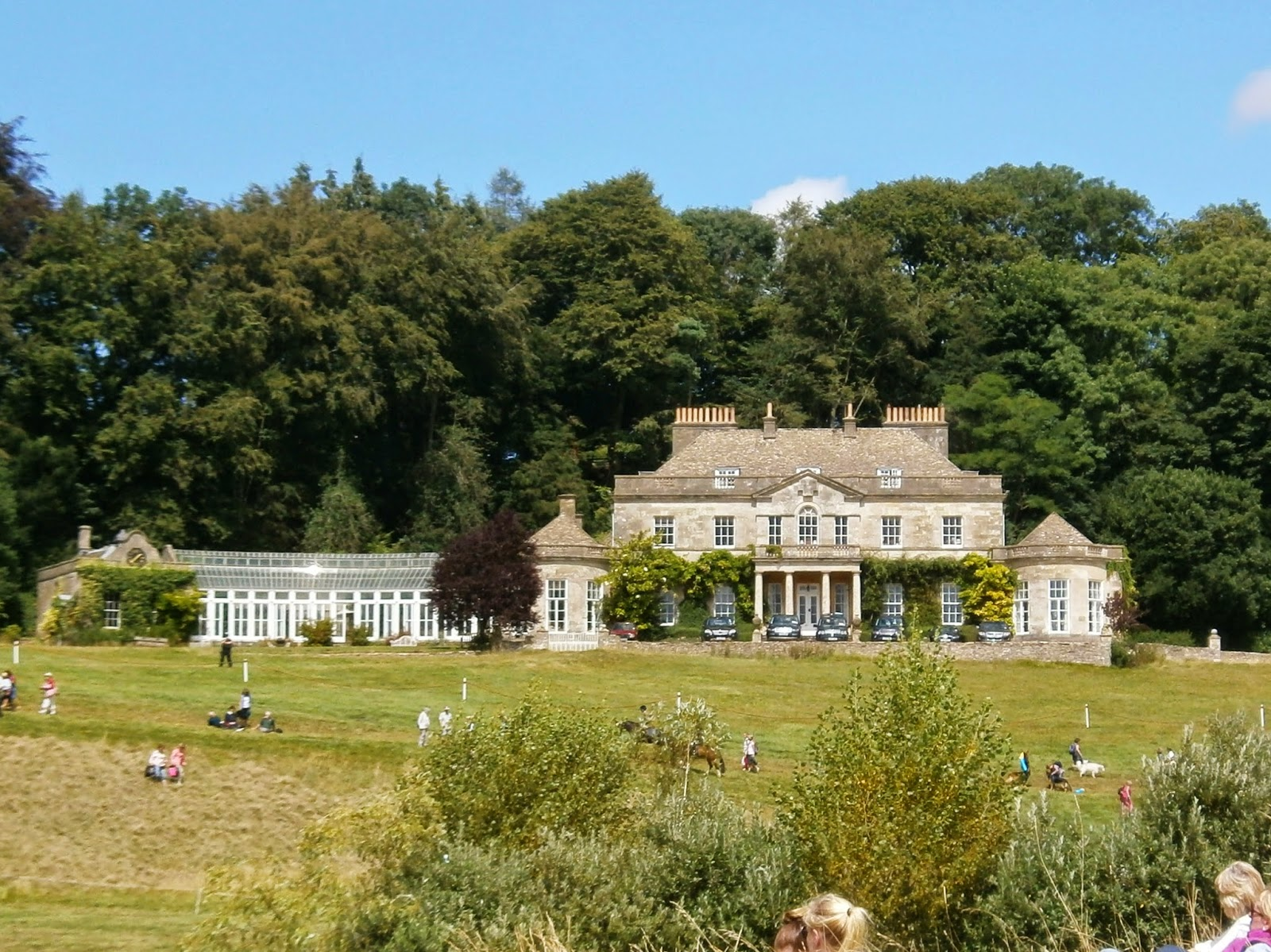 Gatcombe Park House