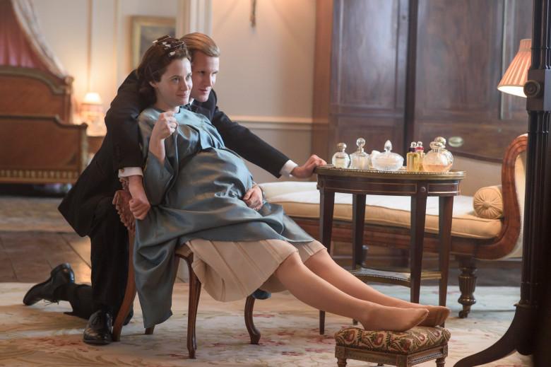 Philip y Elizabeth esperan a su tercer hijo