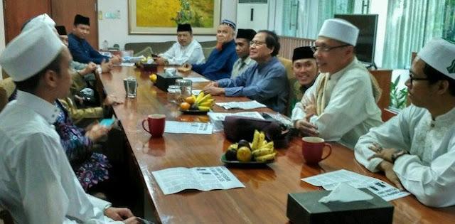 Pesan Ulama Jabodetabek: Indonesia Butuh Pemimpin Alternatif, Bukan Jokowi, Bukan Prabowo