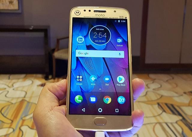 Motorola Moto G5s Philippines