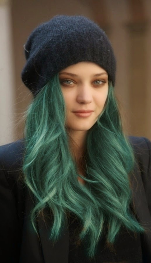 awesome teal hairstyles the haircut web