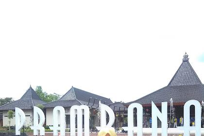 Nyari Bule di Candi Prambanan Yogyakarta