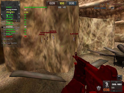 Point Blank INDO Cheat