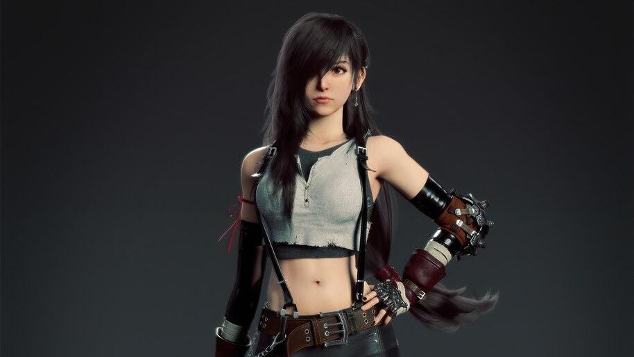 Tifa Lockhart, Final Fantasy 7 Remake, 4K, #3.1554