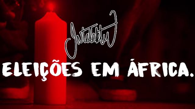 """O rapper angolano Intelektu lança o clipe """"Eleições em Africa"""""""