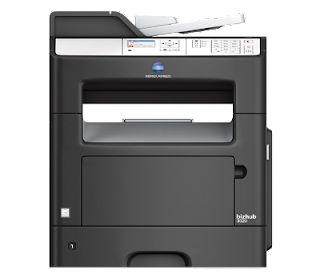 Konica Minolta Bizhub 3320 Driver Download