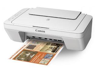 Canon Pixma MG2510 Driver Download