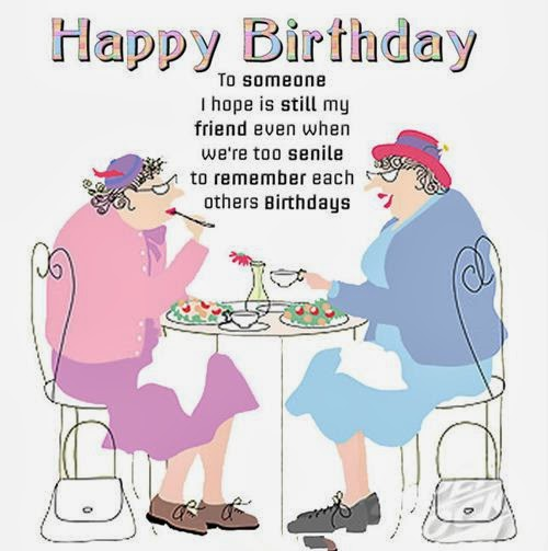 Funny Happy Birthday Quotes For Friends: Happy Birthday For Sister Best Friend Funny Quotes. QuotesGram