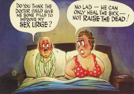 Grandma and Grandpa joke
