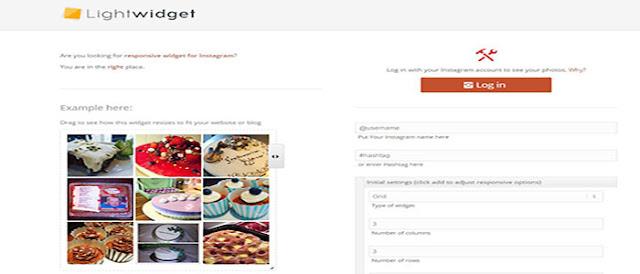 5 estilos de widget instagram para blog
