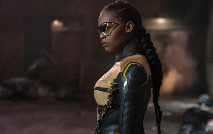 Black Lightning - Episode 3.09 - The Book of Resistance: Chapter Four: Earth Crisis - Promo, Sneak Peek, Promotional Photos + Press Release
