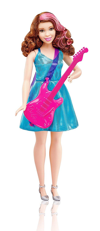 Ken Doll: Barbie Fashionistas, Careers & Camping Fun 2016/2017