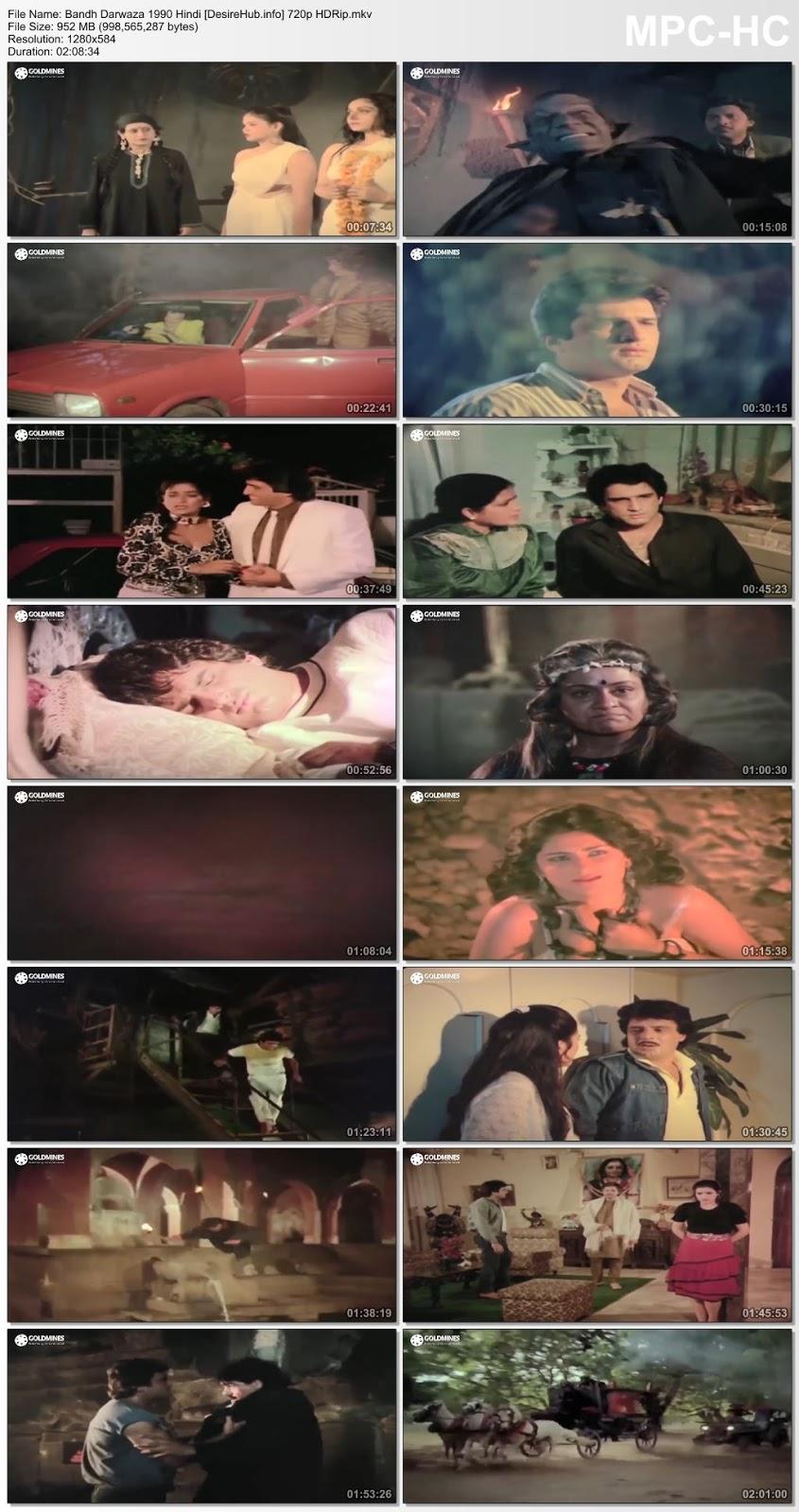 Bandh Darwaza 1990 Hindi 720p HDRip 950MB Desirehub
