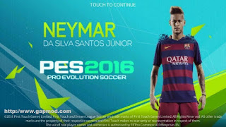 FTS Mod PES 2016 Round by Reza Android