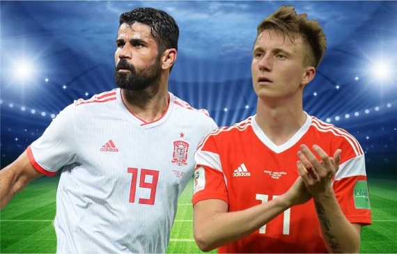 Spain vs Russia Round of 16 preview