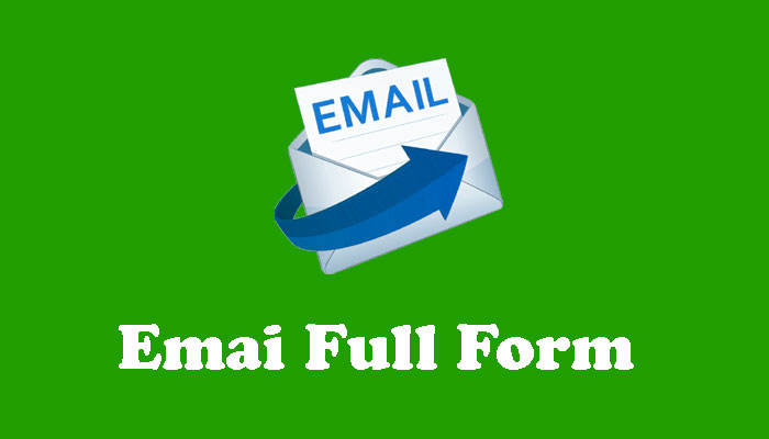 Email Full Form in Hindi