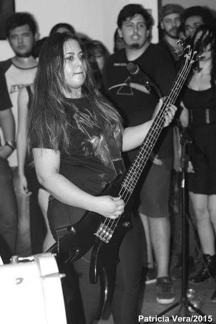 Ladies Of Metal: Camila Andrade (Armum), Ladies Of Metal, Camila Andrade, Armum