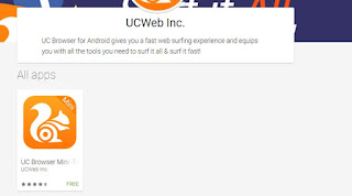 Alibaba-owned browser app UC Browser has been delisted from the Google Play Store