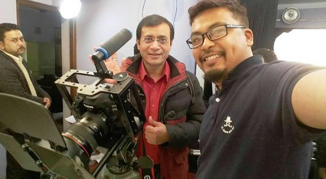 मैथिली फिल्म बना लाभार्जन संभव : अमितेश शाह