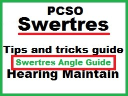 PCSO Swertres Hearing Today | Swertres Tips And Tricks To Win - Free