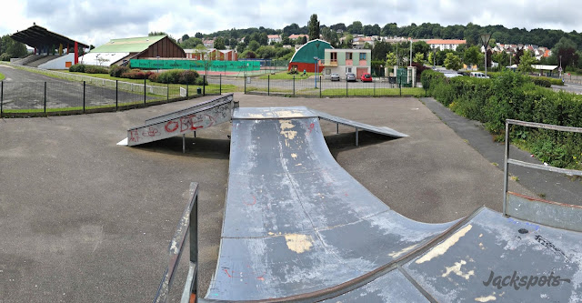 Skatepark Harfleur