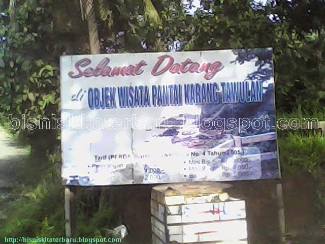 Daftar Tempat Wisata dan Nama Hotel Di Pangandaran