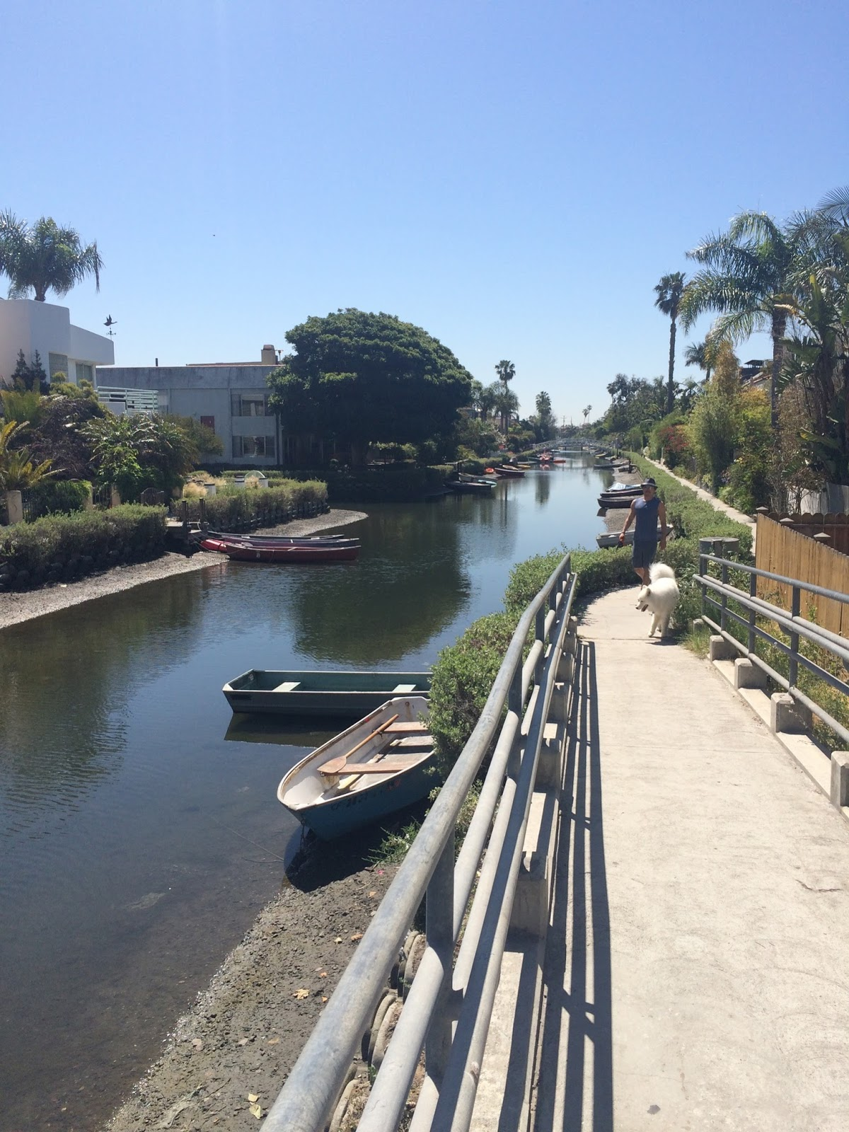 Los Angeles - Venice Beach Canal