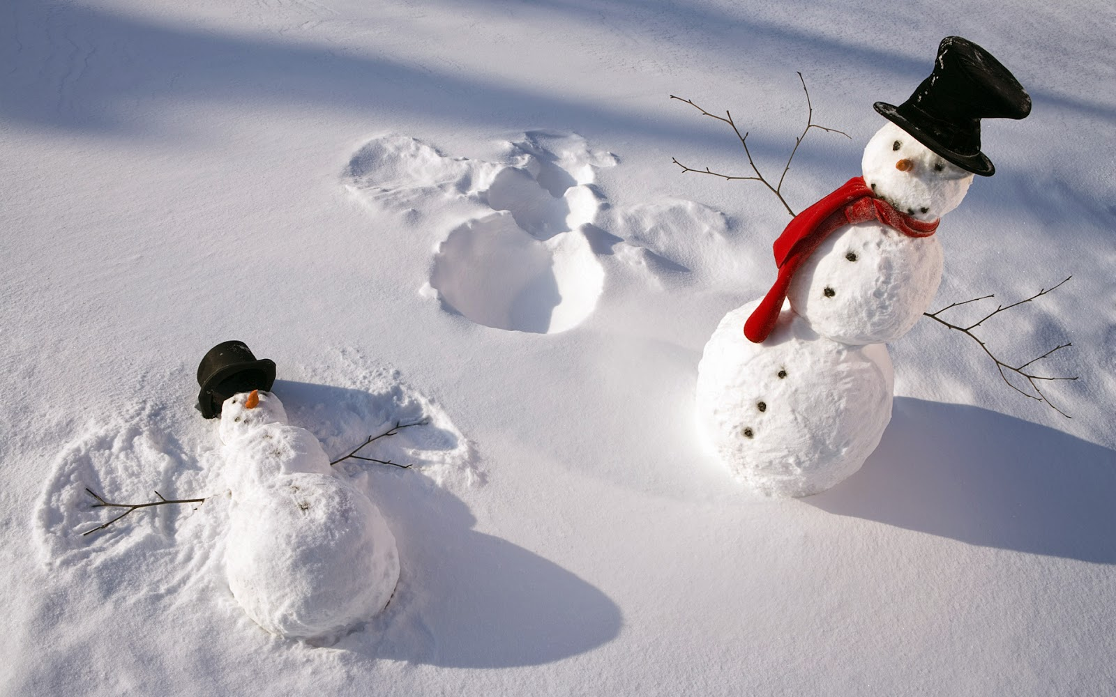 Frozen Snowman Ice Funny Image Picture HD