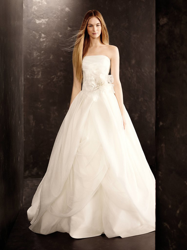 Abiti Da Cerimonia Vera Wang.Spazio Personale Di Sonia White By Vera Wang 2013 Wedding Dresses