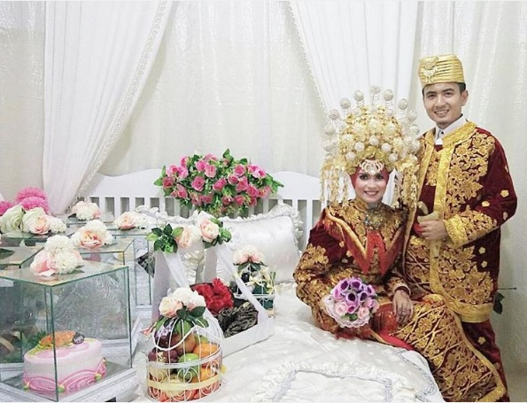andre adin dan rahmi menikah