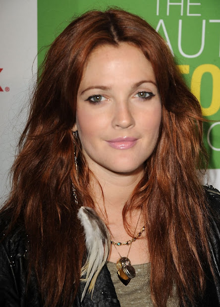 red hair color womens interests