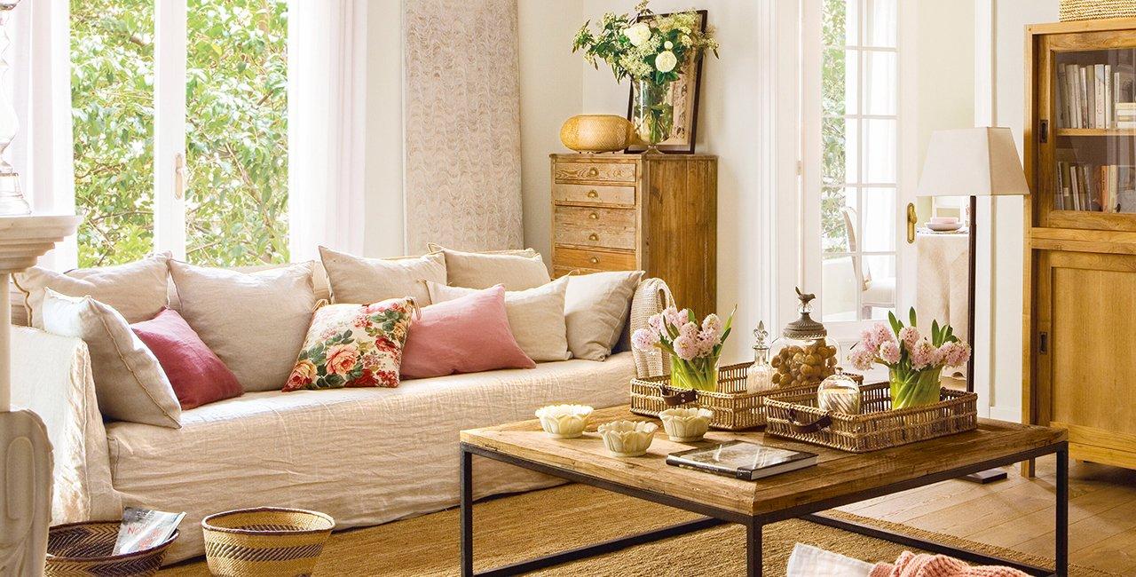 Colorindo a casa no outono decora o e ideias - Ver decoracion de salones ...