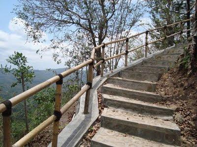 Wahana trekking kalibiru