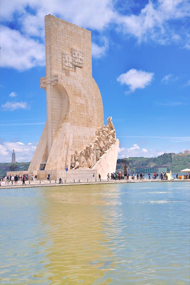 Pomnik Odkrywców punkt widokowy Lizbona