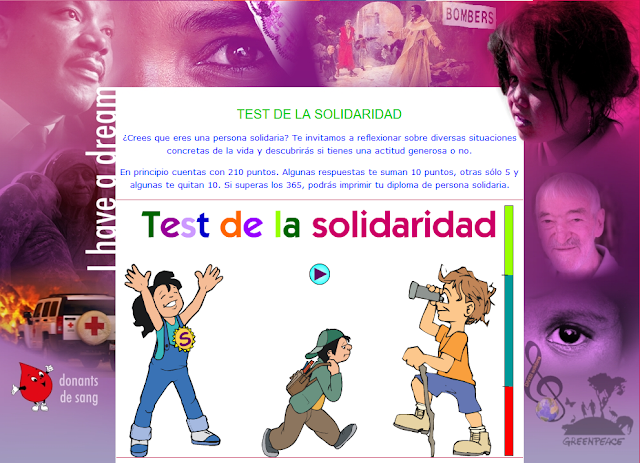 Test-solidaridad